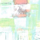 Ketchup und Mayo | 60x60 cm, 2016 | acryl