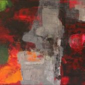 Empathie in Farbe (2017) Duo 40x80 Acryl
