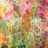 Gartenflair (2014) 40x50 Acryl